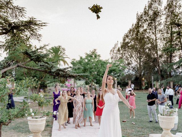 Le mariage de Romain et Sewssen à Hyères, Var 24