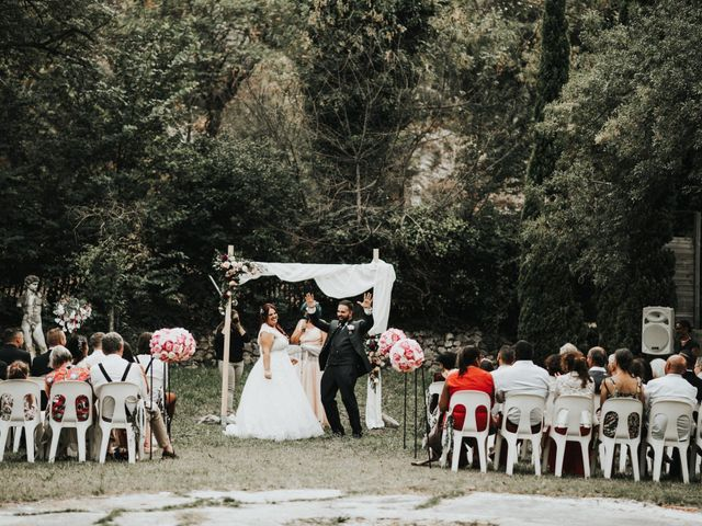 Le mariage de Terence et Anaïs à Gémenos, Bouches-du-Rhône 20