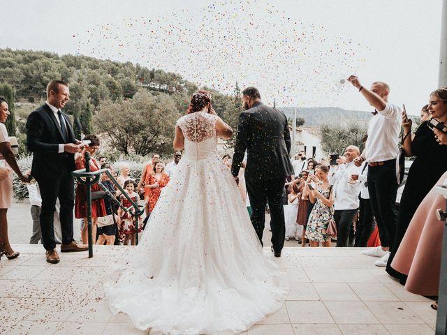 Le mariage de Terence et Anaïs à Gémenos, Bouches-du-Rhône 44