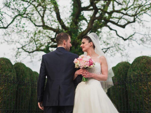 Le mariage de Luca et Tania à Ferney-Voltaire, Ain 3