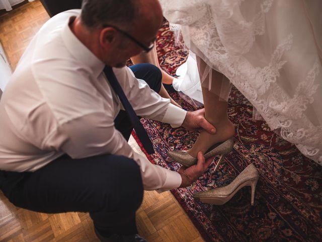 Le mariage de Luca et Tania à Ferney-Voltaire, Ain 8