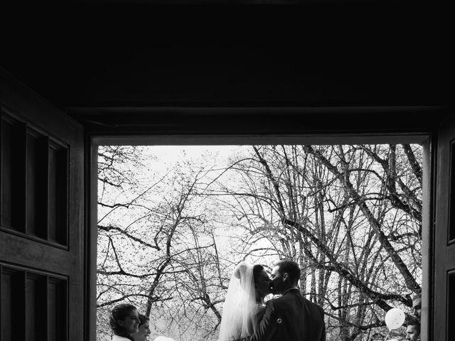 Le mariage de Luca et Tania à Ferney-Voltaire, Ain 17