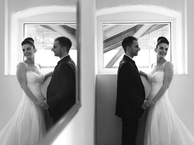 Le mariage de Luca et Tania à Ferney-Voltaire, Ain 24