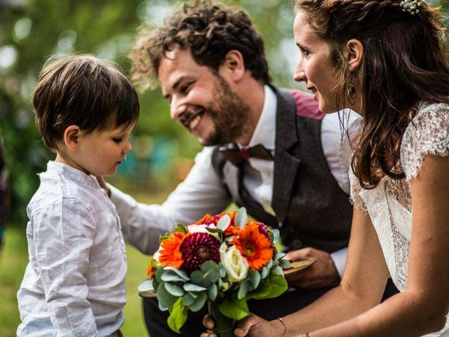 Le mariage de Ulysse et Virginie à Nantes, Loire Atlantique 14