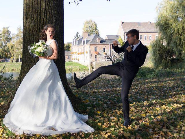 Le mariage de Aurélien et Elise à Avesnes-sur-Helpe, Nord 2