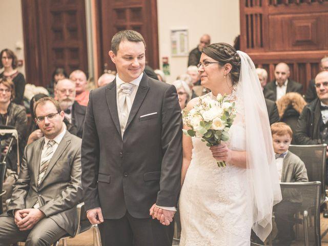 Le mariage de Vincent et Séta à Villeurbanne, Rhône 4
