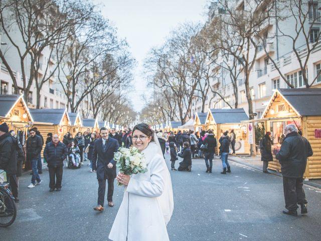 Le mariage de Vincent et Séta à Villeurbanne, Rhône 13