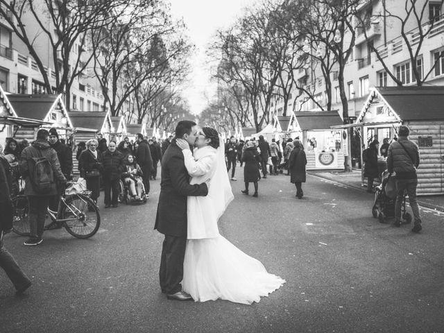 Le mariage de Vincent et Séta à Villeurbanne, Rhône 14