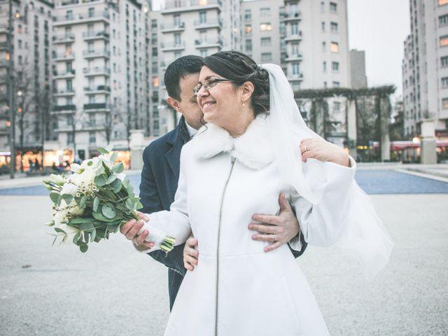 Le mariage de Vincent et Séta à Villeurbanne, Rhône 15