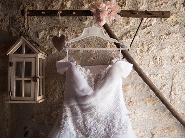 Le mariage de Antoni et Anaïs à Saujon, Charente Maritime 8