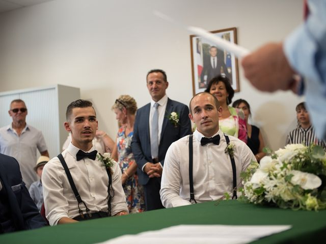 Le mariage de Antoni et Anaïs à Saujon, Charente Maritime 12