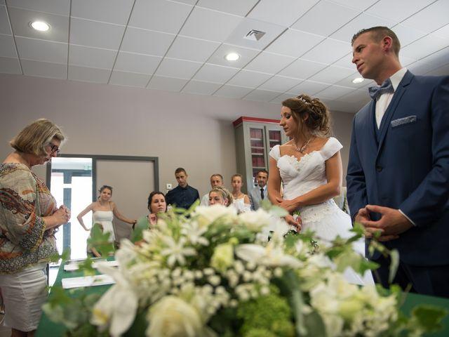Le mariage de Antoni et Anaïs à Saujon, Charente Maritime 14