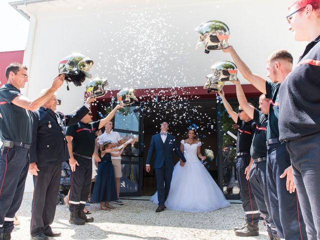 Le mariage de Antoni et Anaïs à Saujon, Charente Maritime 15