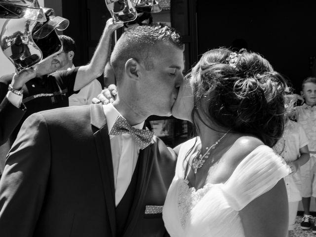 Le mariage de Antoni et Anaïs à Saujon, Charente Maritime 17