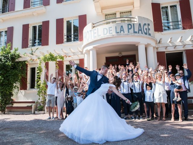 Le mariage de Antoni et Anaïs à Saujon, Charente Maritime 19