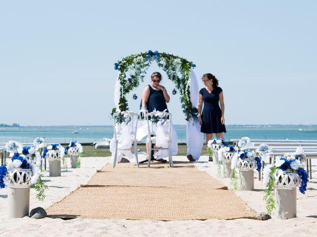 Le mariage de Antoni et Anaïs à Saujon, Charente Maritime 20