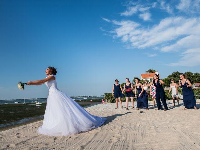 Le mariage de Antoni et Anaïs à Saujon, Charente Maritime 25