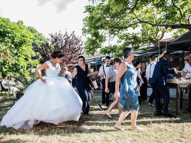 Le mariage de Antoni et Anaïs à Saujon, Charente Maritime 39