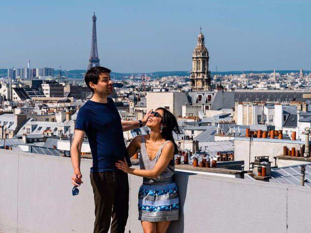 Le mariage de Julien et Salima à Meaux, Seine-et-Marne 3
