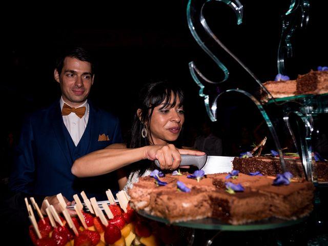 Le mariage de Julien et Salima à Meaux, Seine-et-Marne 17