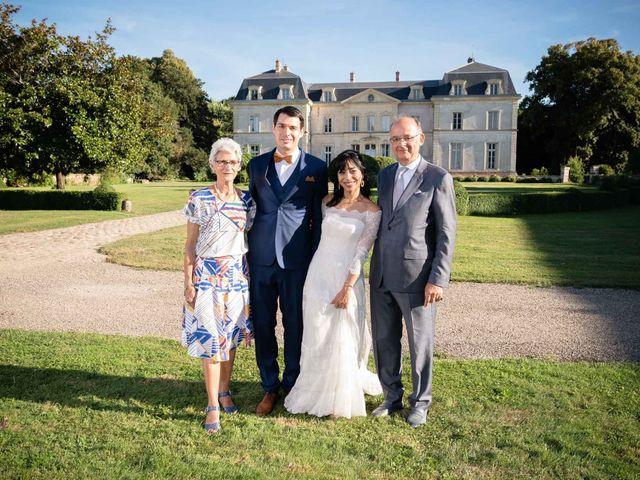 Le mariage de Julien et Salima à Meaux, Seine-et-Marne 16