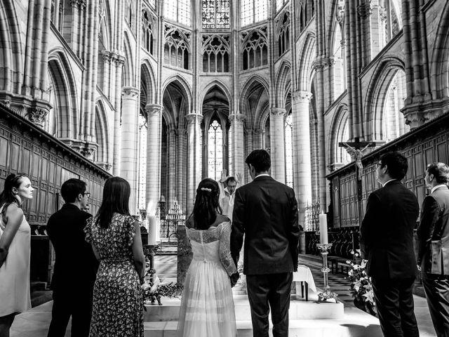 Le mariage de Julien et Salima à Meaux, Seine-et-Marne 14