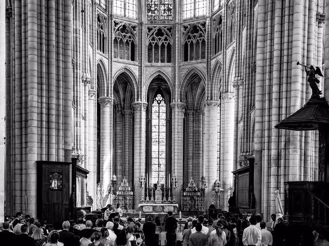 Le mariage de Julien et Salima à Meaux, Seine-et-Marne 9