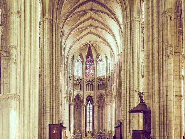 Le mariage de Julien et Salima à Meaux, Seine-et-Marne 11