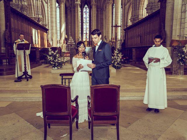 Le mariage de Julien et Salima à Meaux, Seine-et-Marne 13