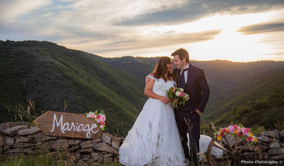 Le mariage de Thibaut et Mariana à Millau, Aveyron