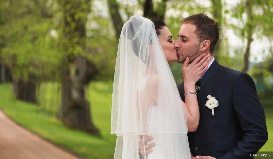 Le mariage de Luca et Tania à Ferney-Voltaire, Ain