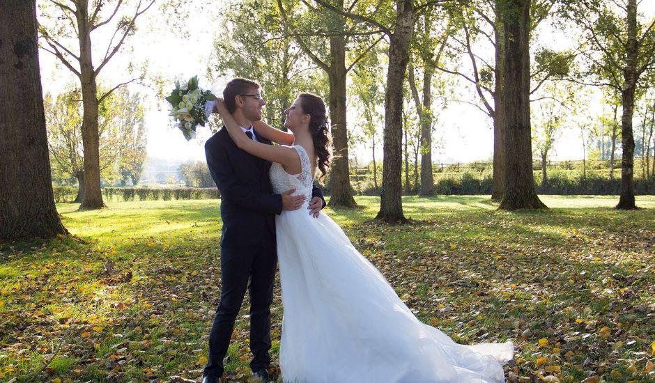 Le mariage de Aurélien et Elise à Avesnes-sur-Helpe, Nord
