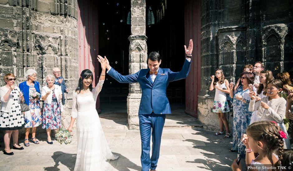 Le mariage de Julien et Salima à Meaux, Seine-et-Marne