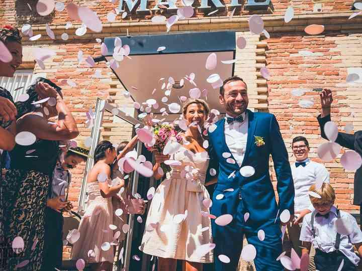 Le mariage de Magali et Jean-Francois