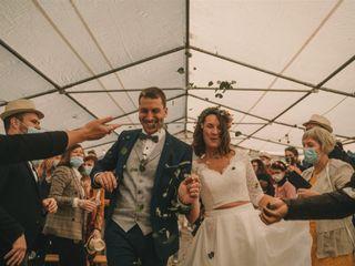 Le mariage de Marine et Mickael