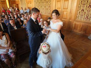 Le mariage de Amélie et Mickaël