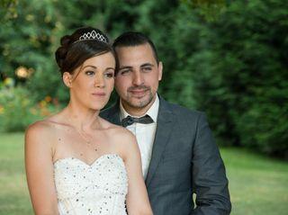 Le mariage de Sévrine et Nadir
