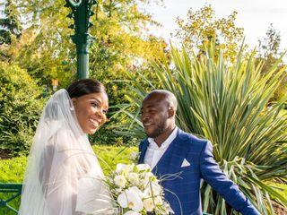 Le mariage de Begga et Charles