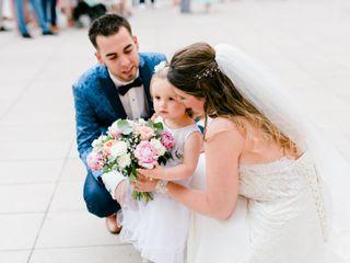 Le mariage de Sabine et Julien 1