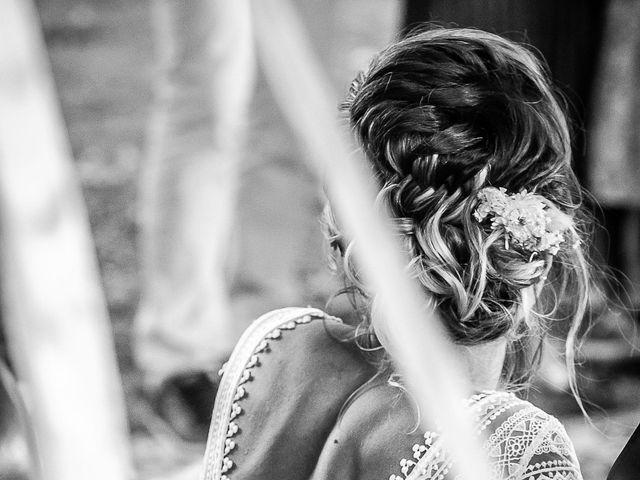 Le mariage de Julien et Maëva à Vallet, Loire Atlantique 1