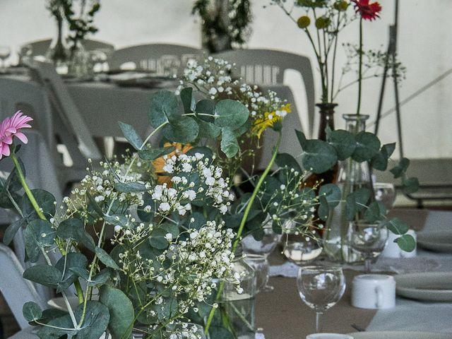 Le mariage de Julien et Maëva à Vallet, Loire Atlantique 5