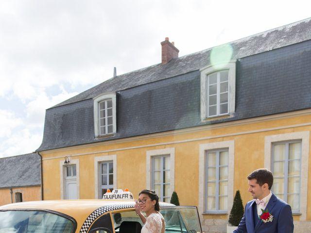 Le mariage de Sébastien et Daphné à Angerville, Essonne 19
