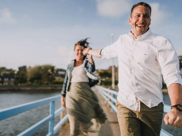 Le mariage de Mickael et Marine à Douarnenez, Finistère 1