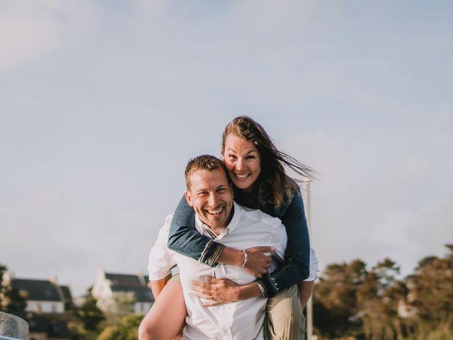 Le mariage de Mickael et Marine à Douarnenez, Finistère 3