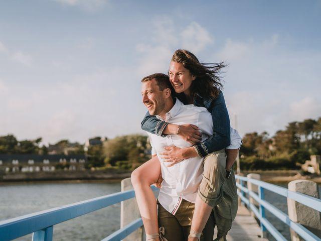 Le mariage de Mickael et Marine à Douarnenez, Finistère 2