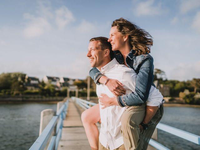 Le mariage de Mickael et Marine à Douarnenez, Finistère 4
