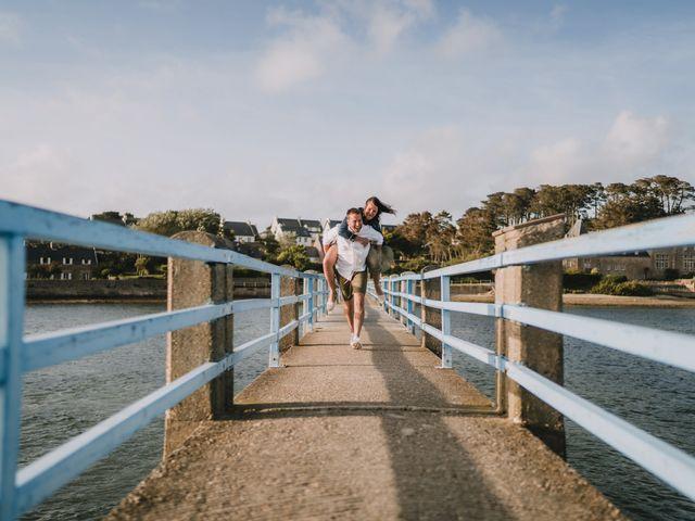Le mariage de Mickael et Marine à Douarnenez, Finistère 6