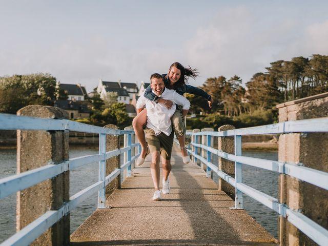 Le mariage de Mickael et Marine à Douarnenez, Finistère 7