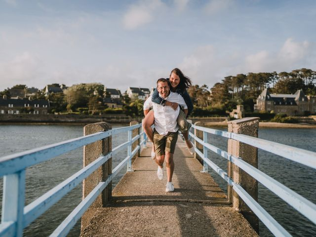 Le mariage de Mickael et Marine à Douarnenez, Finistère 8