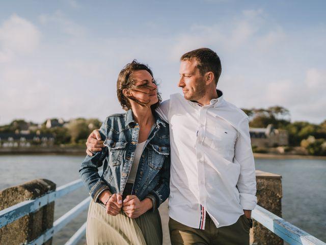Le mariage de Mickael et Marine à Douarnenez, Finistère 9
